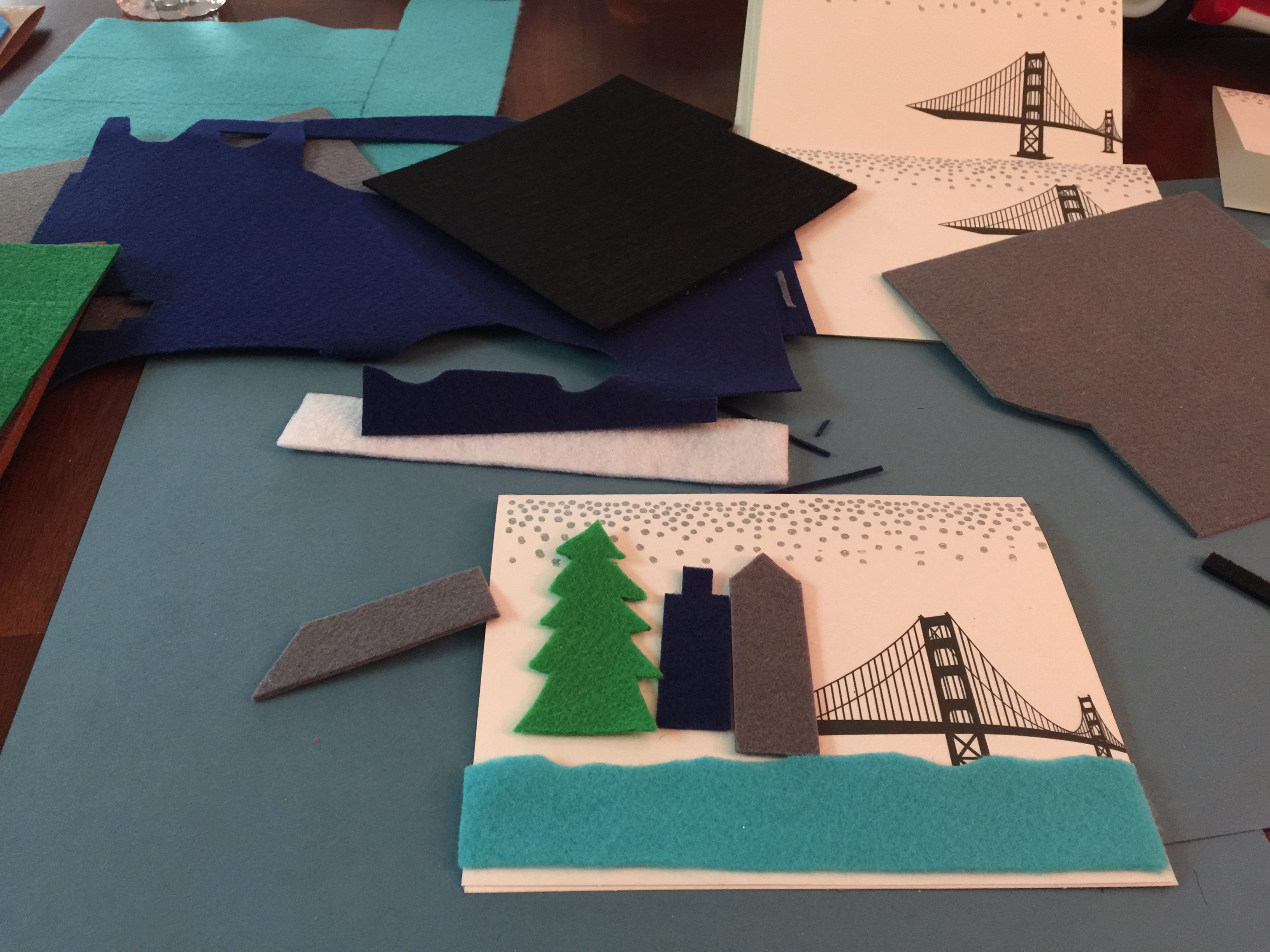 Card Making Process