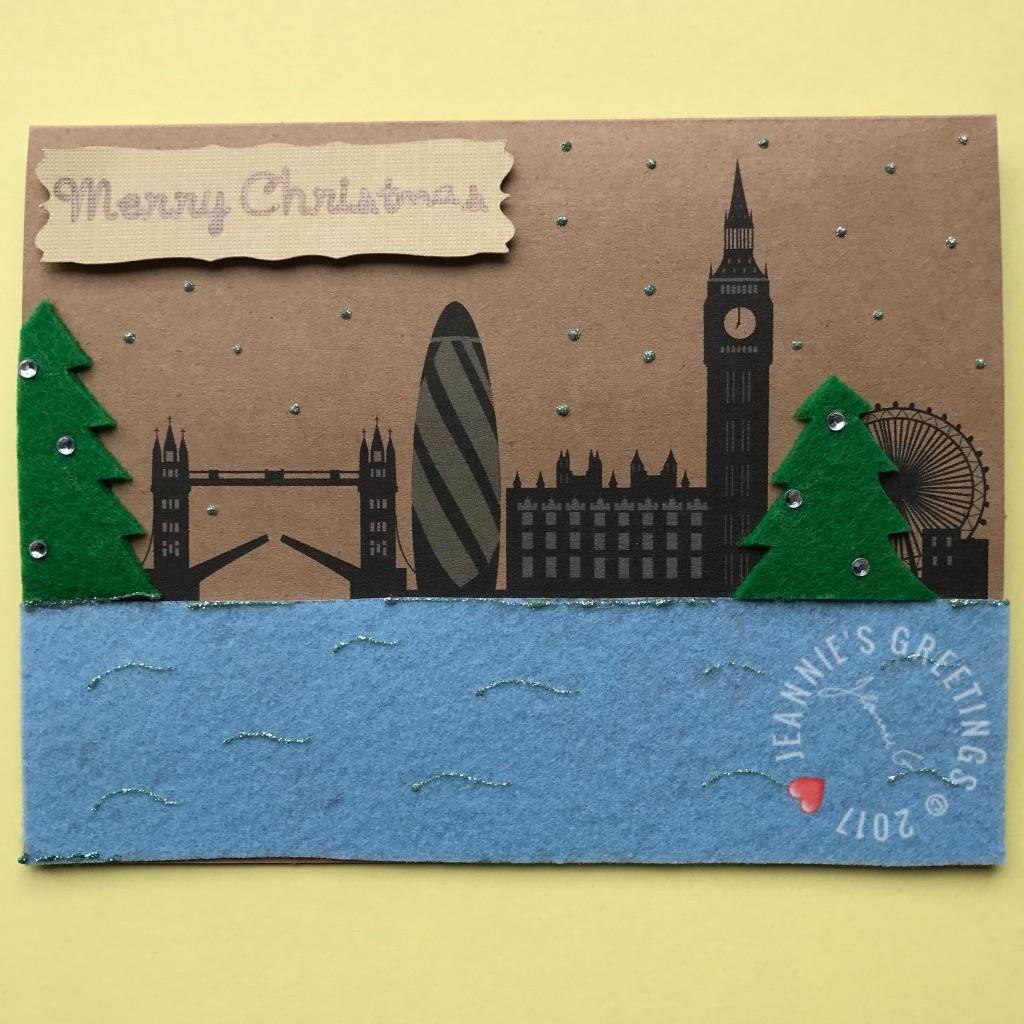 London Merry Christmas