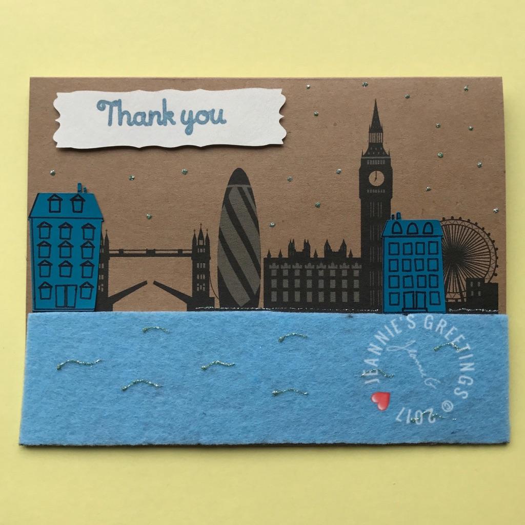 London Thank You